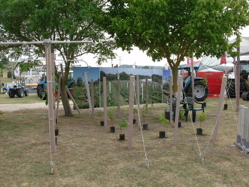 National Agriculture Fair - Previcon Poles